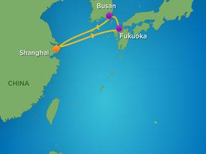 Ngắm sắc hoa anh đào trong tour Trung - Nhật - Hàn cùng du thuyền 5 sao Quantum of the seas