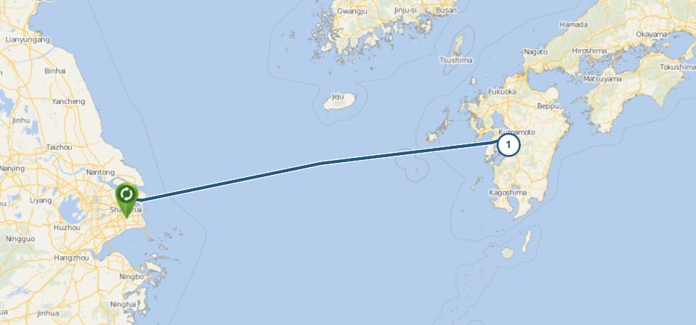 Du lịch khám phá Thượng Hải - Kumamoto cùng Du thuyền Spectrum of the Seas hiện đại nhất thế giới
