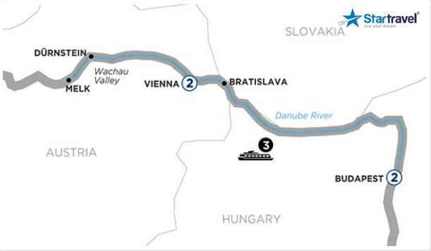 Khám phá sông Danupe, mạch sống của Châu Âu