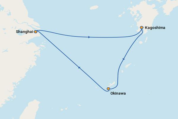 Khám phá Trung - Nhật cùng tàu Spectrum of the Seas