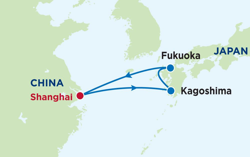 Khám phá Nhật Bản vào Thu cùng du thuyền 5 sao