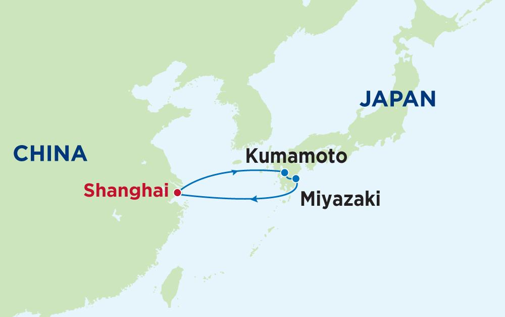 Khám phá Trung - Nhật cùng du thuyền 5 sao Quantum of the seas