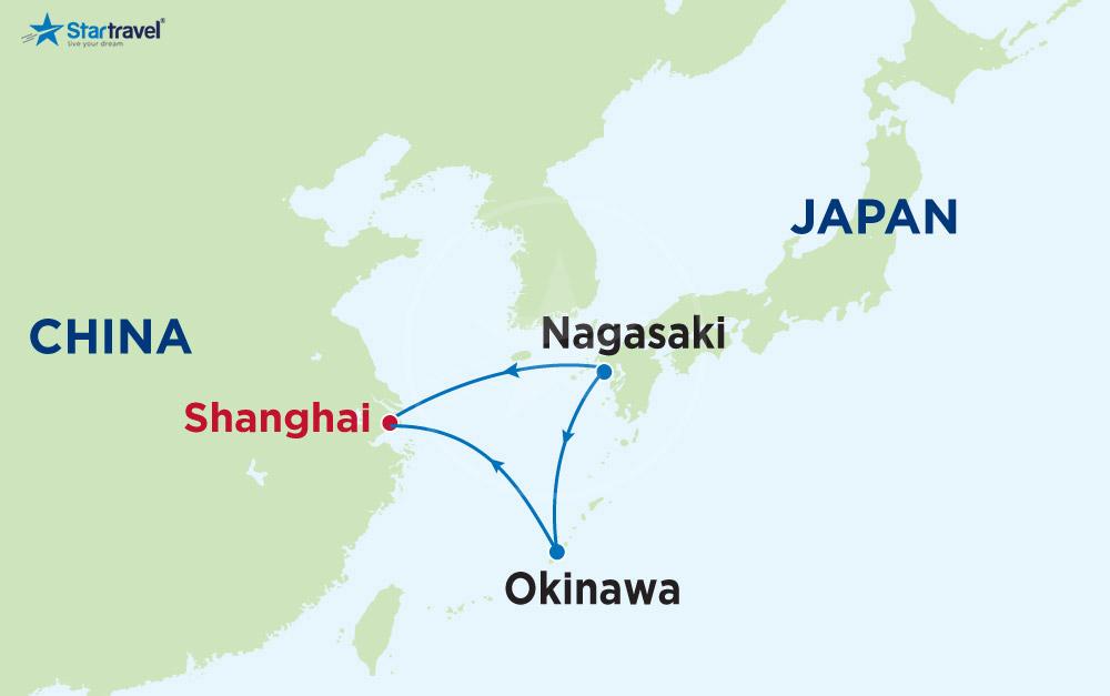 Sắc Thu Vàng - Nhật Bản
