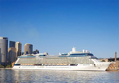 Tour du thuyền 5 sao Celebrity Millennium đi Thượng Hải - Nhật Bản