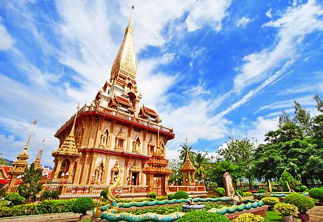 Tour du thuyền 5 sao Ovation of the Seas Sài Gòn - Singapore - Penang - Phuket