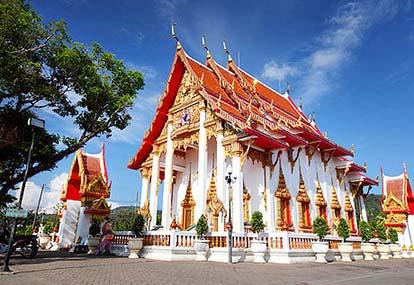 Tour du thuyền 5 sao đi Singapore - Thái Lan (Jetstar)