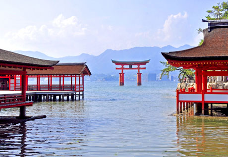 Tour du thuyền 5 sao Mariner of the Seas đi Trung Quốc - Nhật Bản