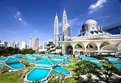 Tour du thuyền 5 sao Ovation of the Seas đi Singapore - Penang - Phuket 6 ngày
