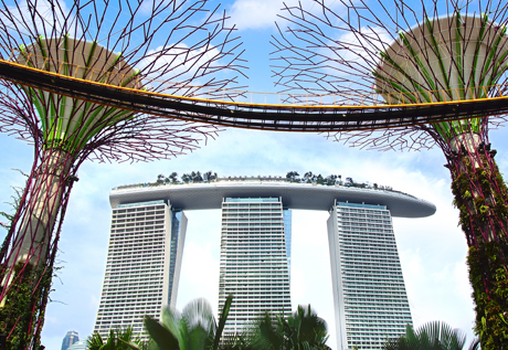 Tour du thuyền 5 sao Ovation of the Seas đi Singapore - Thái Lan 5 ngày