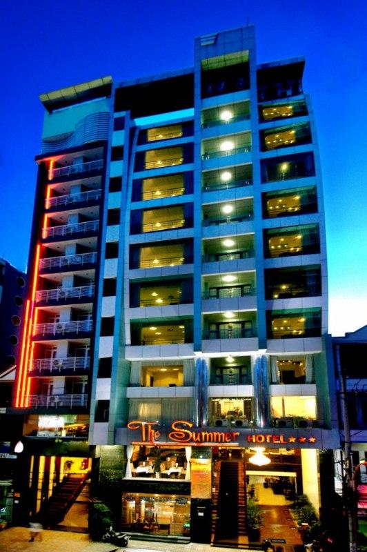 Khách sạn The Summer Nha Trang