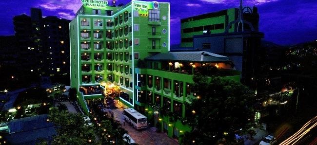 Khách sạn Xanh Nha Trang