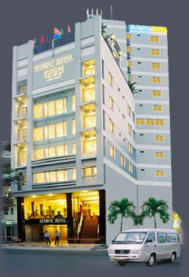 Khác sạn Olympic Nha Trang