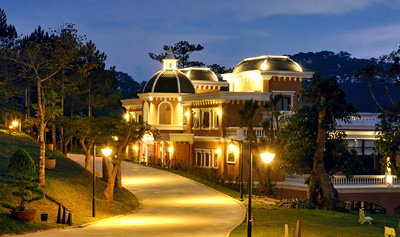 Resort DaLat Edensee Lake