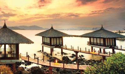 Khách Sạn Vinpearl Luxury Nha Trang
