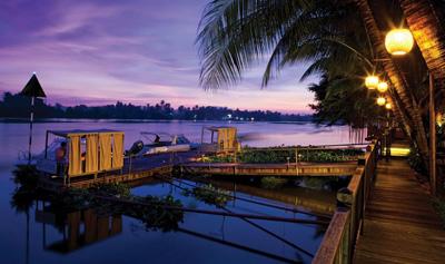 Khách Sạn An Lâm Saigon River Private Residence