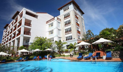 Resort Novela Mũi Né