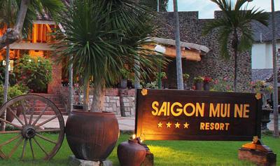 Resort Sài Gòn Mũi Né