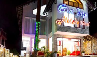 Khách Sạn Giai Điệu Melody Dalat