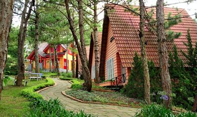 Resort Mộng Mơ