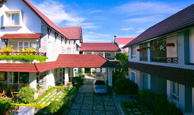 Khách Sạn Hoàng Lộc Villa