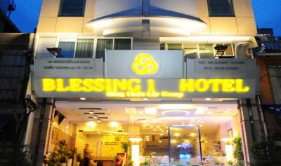 Khách Sạn Blessing 1