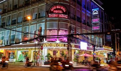 Khách Sạn Thiên Hồng (Arcenciel)