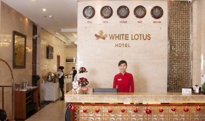 Khách Sạn White Lotus