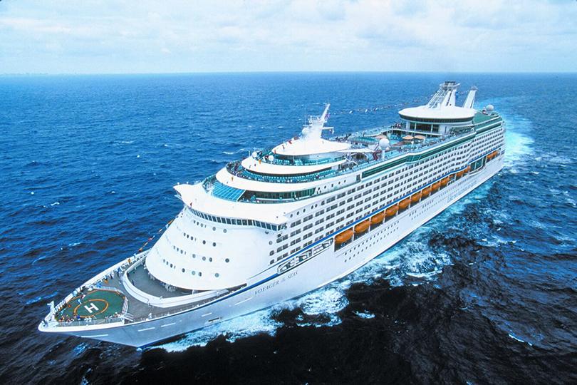 Du thuyền Voyager of the Seas