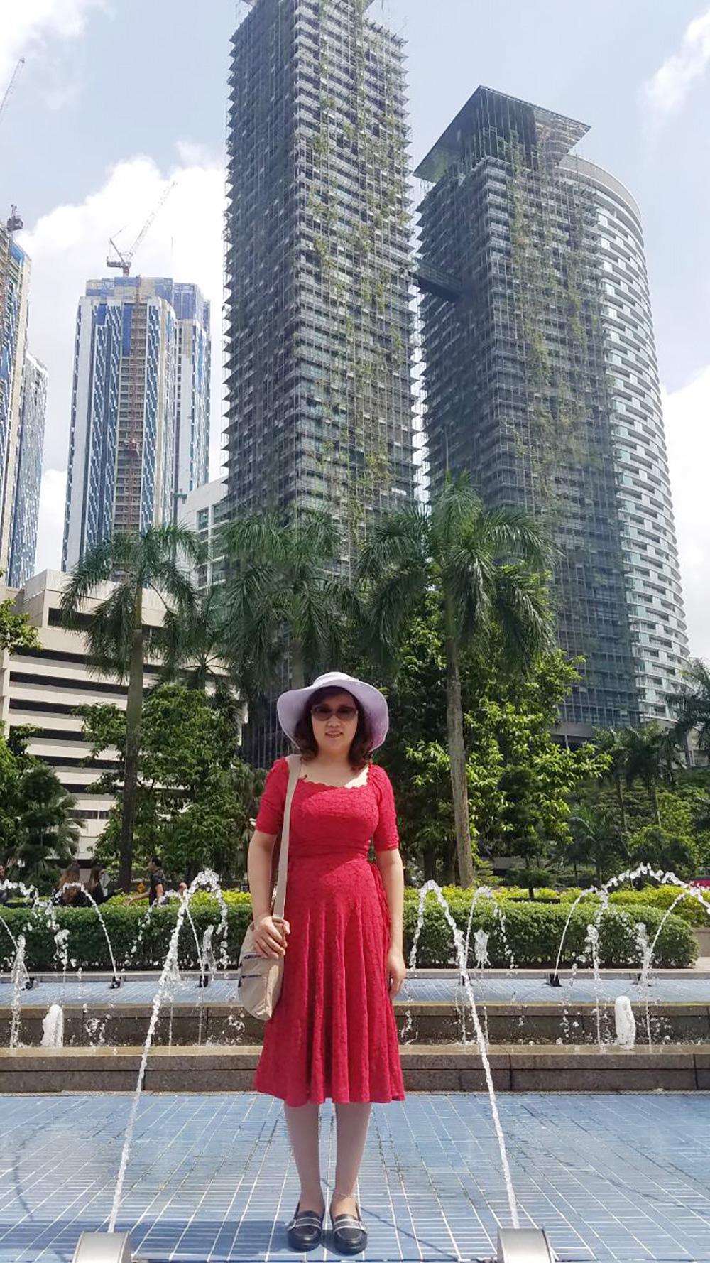 Đoàn khách tham quan Singapore - Malaysia - Thái Lan ngày 29/12/2018