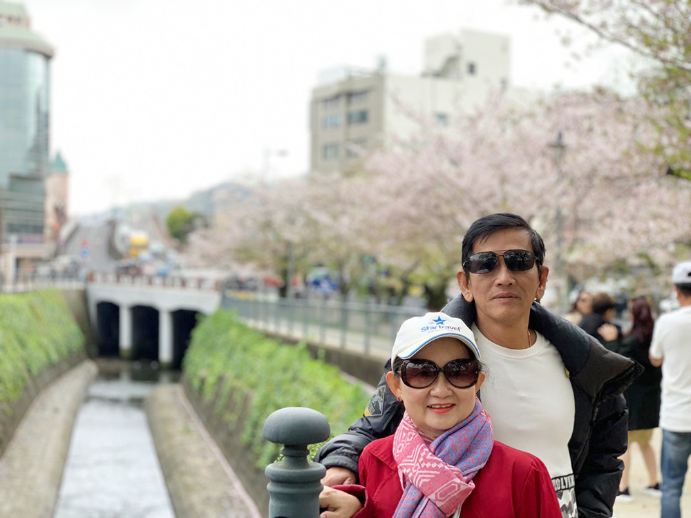 Đoàn khách tham quan Thượng Hải - Nhật Bản 07/04/2019