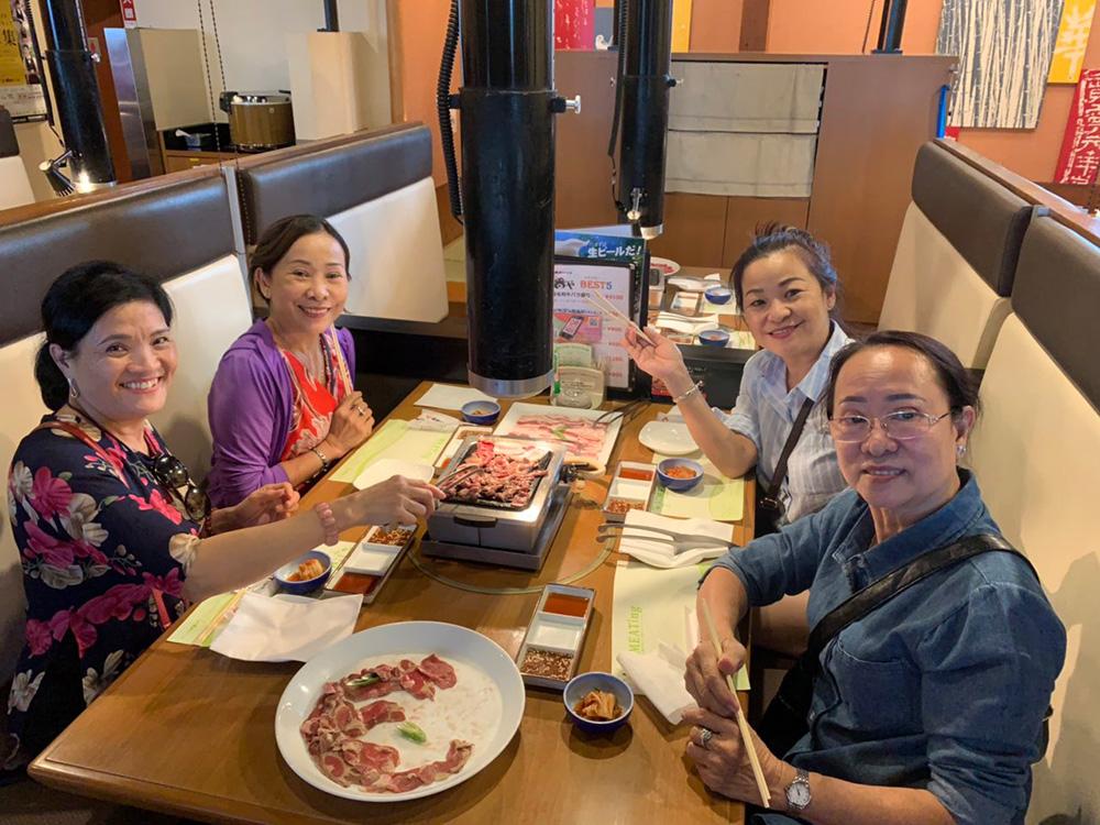 Đoàn khách tham quan Thượng Hải - Nhật Bản 23/07/2019
