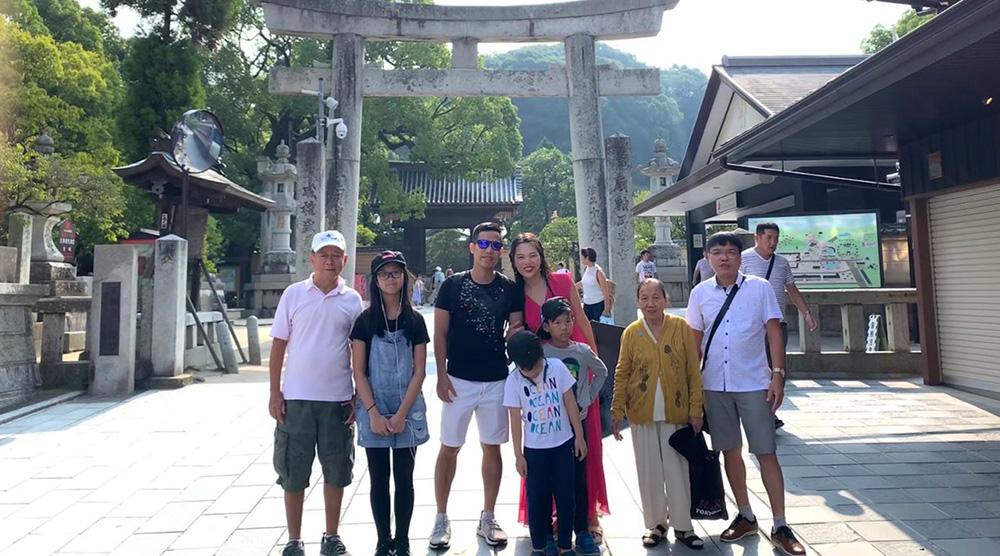 Đoàn khách tham quan Thượng Hải - Nhật Bản 15/08/2019