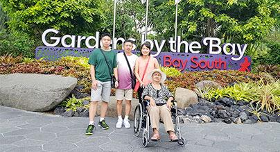 Đoàn trải nghiệm Singapore - Malaysia - Thái Lan 28/12/2017