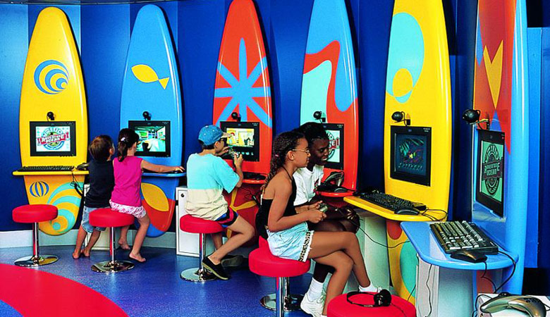 Khu giải trí dành cho trẻ em