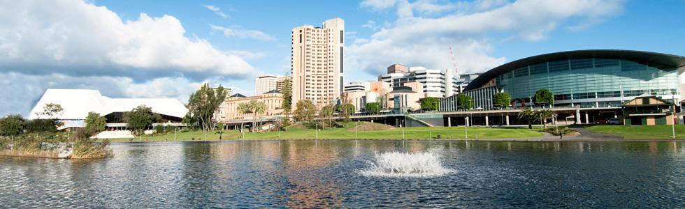 Adelaide, ÚC