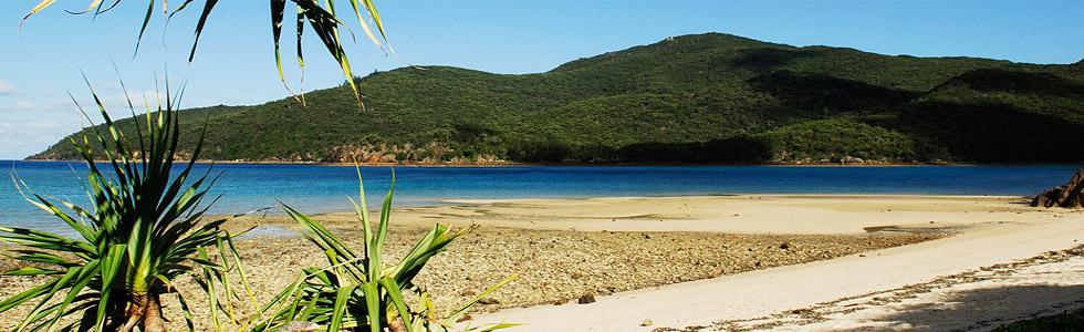Biển Airlie - Úc