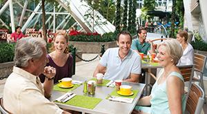 Café công viên