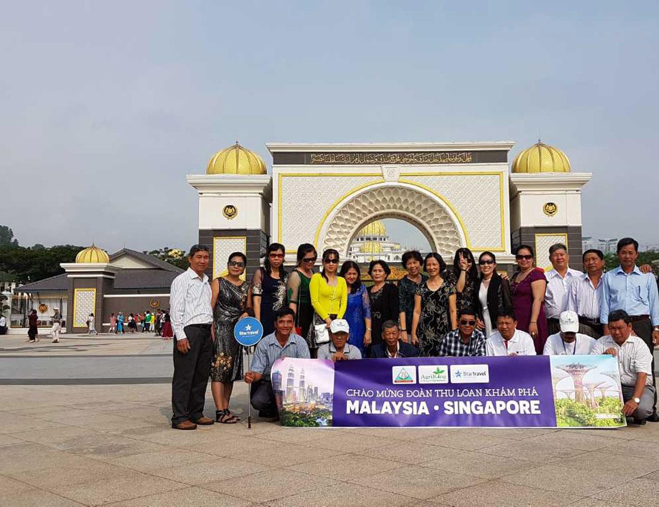Trải nghiệm Singapore Malaysia 4
