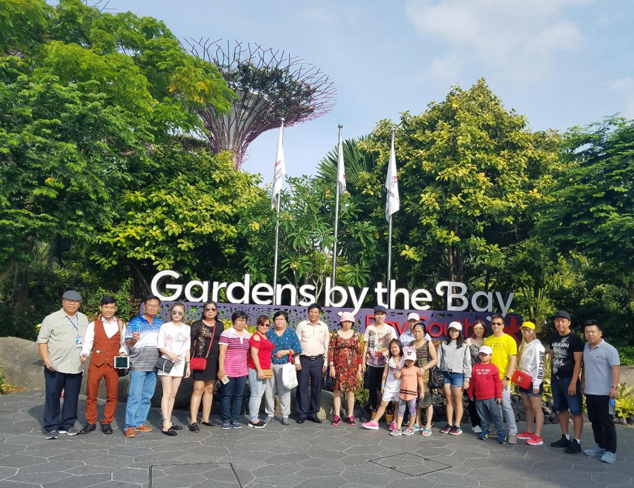 Trải nghiệm Singapore Malaysia Thái Lan 5