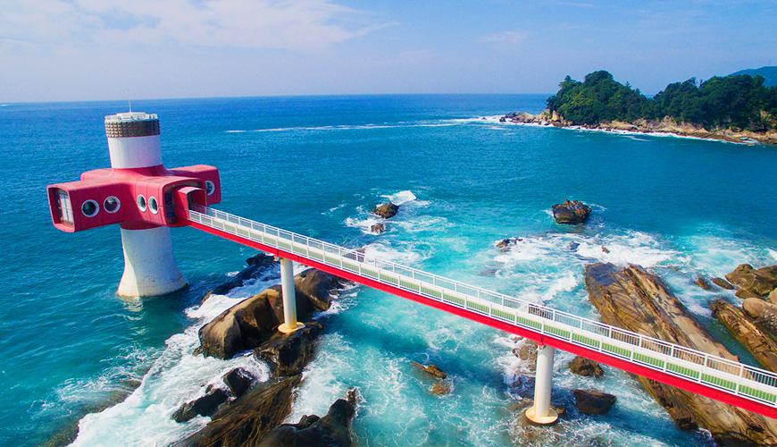 Bãi đá ngầm Kochi, Nhật Bản