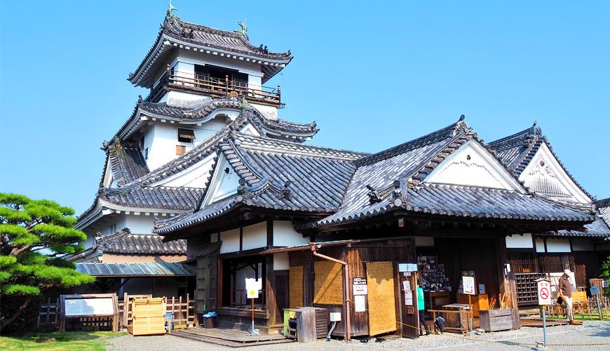 Thành Kochi, Nhật Bản