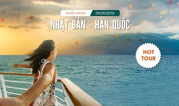 Hot Tour Nhat Ban Han Quoc