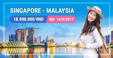 Tour Singapore - Malaysia 14/09