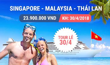 Tour Du thuyền Voyager of the Seas đi Sing – Mã  - Thái KH 30/4