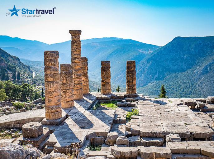 Delphi - Kalambaka