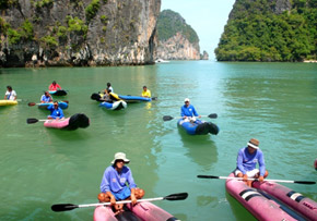 Du lịch Singapore - Malaysia - Thailand cùng du thuyền Mariner of the Seas