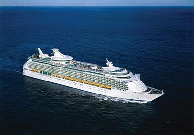 Tour du thuyền 5 sao Voyager of the Seas khởi hành đi HỒNG KÔNG - ĐÀI LOAN 6N