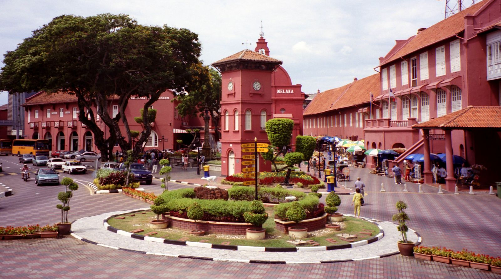 NGÀY 3: INDONESIA - MALACCA