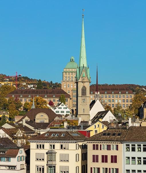 Zurich, Thụy Sỹ
