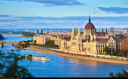 Tham quan thành phố Budapest
